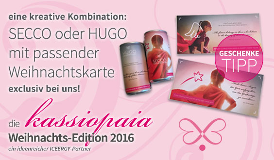 Aktuelles Angebot - kassiopaia (Coming soon)