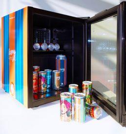Kühlschrank bedrucken