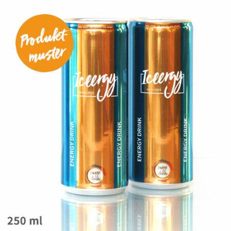Energy drink bedrucken