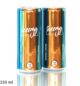 Energydrink, das Premiumprodukt in der Dose